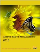 Employee Benefits Insurance Benchmarking Study, India - 2013