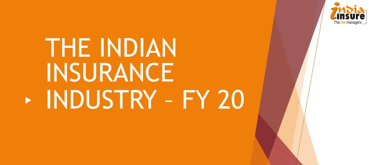 2020 - The Indian Insurance Industry Report