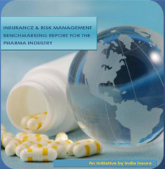 Insurance and Risk Management Benchmarking Report for Pharma Industry - 2010